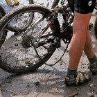Cómo arreglar una cadena que se sale en una Mountain Bike