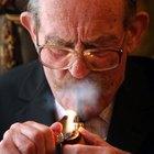 Cómo hacer que el tabaco de tu pipa arda sin tener que prenderlo constantemente