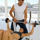Rutina de entrenamiento de cuerpo completo