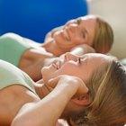 Cuántos minutos para ejercicios abdominales