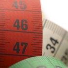 Cómo escribir dimensiones de medidas numéricas