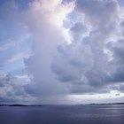 ¿Qué son las nubes nimbus?