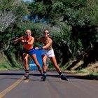 ¿Qué músculos trabaja el patinaje sobre ruedas?