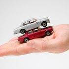 Cómo reparar vehículos de juguete Hot Wheels