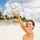 Cuánto peso puedes perder jugando voleibol