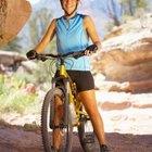 Cómo convertir una bicicleta de montaña en una bicicleta fija