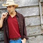 How to Fix a Cowboy Straw Hat