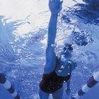Calorías quemadas al nadar 1.000 metros