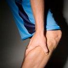 Correr y dolor en el músculo tibial anterior