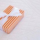 Ideas para envolver regalos de boda