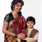 Make a Sari for Kids