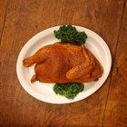 Cómo hornear pollo a 375 grados F