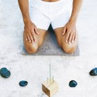 Calambres en la espinilla y dolor en la rodilla por hacer Yoga