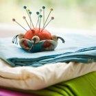 ¿Cómo hacer una costura de hilván?
