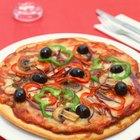 Puntos que el programa Weight Watchers atribuye a la pizza