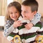 Champú anticaspa para niños