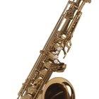 Cómo suavizar la caña de un saxofón
