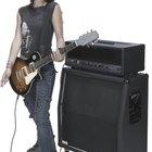 Cómo usar la salida de línea de un amplificador de guitarra