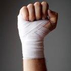 Cómo aprender la defensa Philly Shell en el boxeo