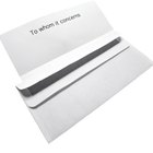 The Proper Way to Insert a Business Letter Into an Envelope