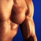 Cómo pasar de ser gordo a tener los músculos marcados