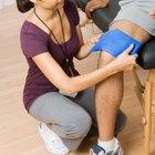 Dolor en las rodillas después de correr: Me duele cuando se dobla ligeramente