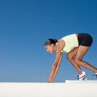 Rutinas de entrenamiento para velocistas olímpicos de pista
