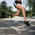 ¿Correr con papel film envuelto alrededor del estómago acelera la pérdida de peso?