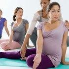 ¿Qué ejercicios no debes hacer mientras estás embarazada?