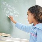 Definición de factor para matemáticas de la escuela primaria