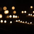 How to Write a Candle Light Memorial Service