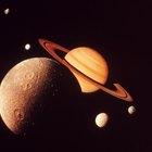 Similitudes entre planetas terrestres y planetas jovianos