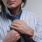 How to Tie a Necktie Shorter