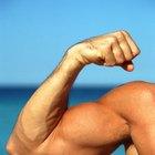 Cómo construir músculo sin batidos de proteínas