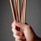 ¿Cómo puedes identificar si tienes un lápiz número 2?