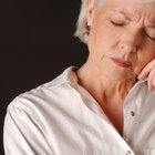 ¿Qué provoca los sofocos además de la menopausia?