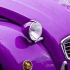 Cómo preparar pintura acrílica para automóviles