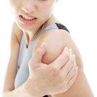 Ejercicios caseros para hombro débil por lesión