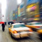 How Many Miles Does an Average Taxi Cab Driver Drive Yearly?