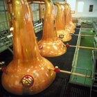 ¿Cuáles son las funciones de una columna de destilación?