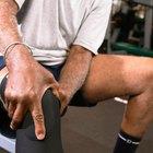 Ejercicios para la rodilla con una contractura de flexión