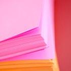 Cómo convertir gramos por metro cuadrado a un peso base del papel