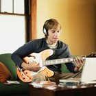 Medidas del cuerpo de la guitarra Gibson ES339