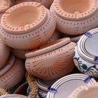 Cómo volver a pintar la cerámica esmaltada