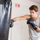 Rutinas de ejercicios de boxeo