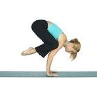 Calorías quemadas en 20 minutos diarios de yoga