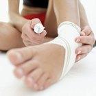 Ejercicios para recuperarse de las lesiones de tobillo