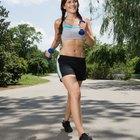 ¿Puedes perder peso caminando sólo 4 millas por día?