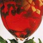 Alimentos y bebidas que contienen colorante rojo 40