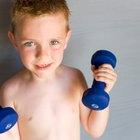 ¿Es suficiente entrenar tres días a la semana para ganar masa en todo el cuerpo?